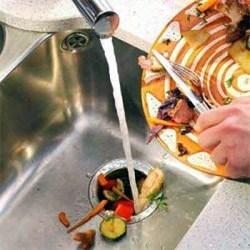 Установка утилизатор пищевых отходов. Саранские сантехники.