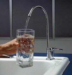 Установка фильтра очистки воды город Саранск