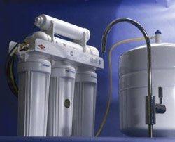 Установка фильтра очистки воды в Саранске