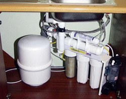 Установка фильтра очистки воды в Саранске, подключение фильтра для воды в г.Саранск